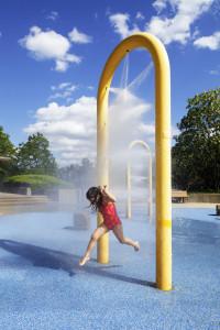 Indiana Splash Pads