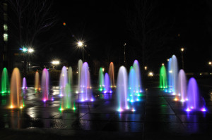 LED Splash Pad 5