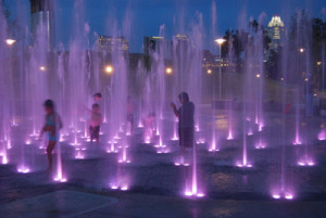 LED Splash Pad 7