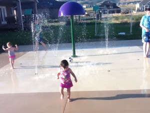 Residential Splash Pad 1