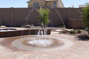 Residential Splash Pad Gallery