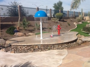 Residential Splash Pad 2