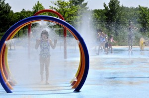 Missouri Splash Pads Kansas City Saint Louis
